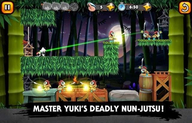 Nun Attack Origins Yuki 1.02 apk