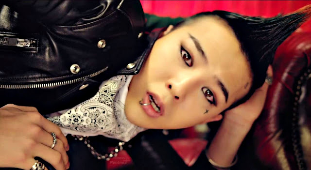 g-dragon michigo mv screencap and recap