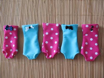 strój kąpielowy dla little pullip