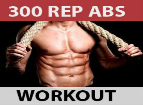 ab workout routine