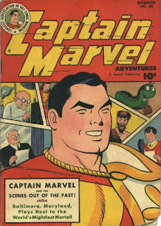 Captain Marvel Advs 68 cover