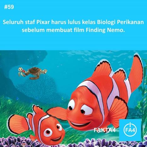 Belajar Biologi untuk Finding Nemo