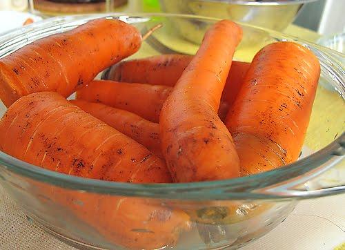Как в микроволновке сварить морковь