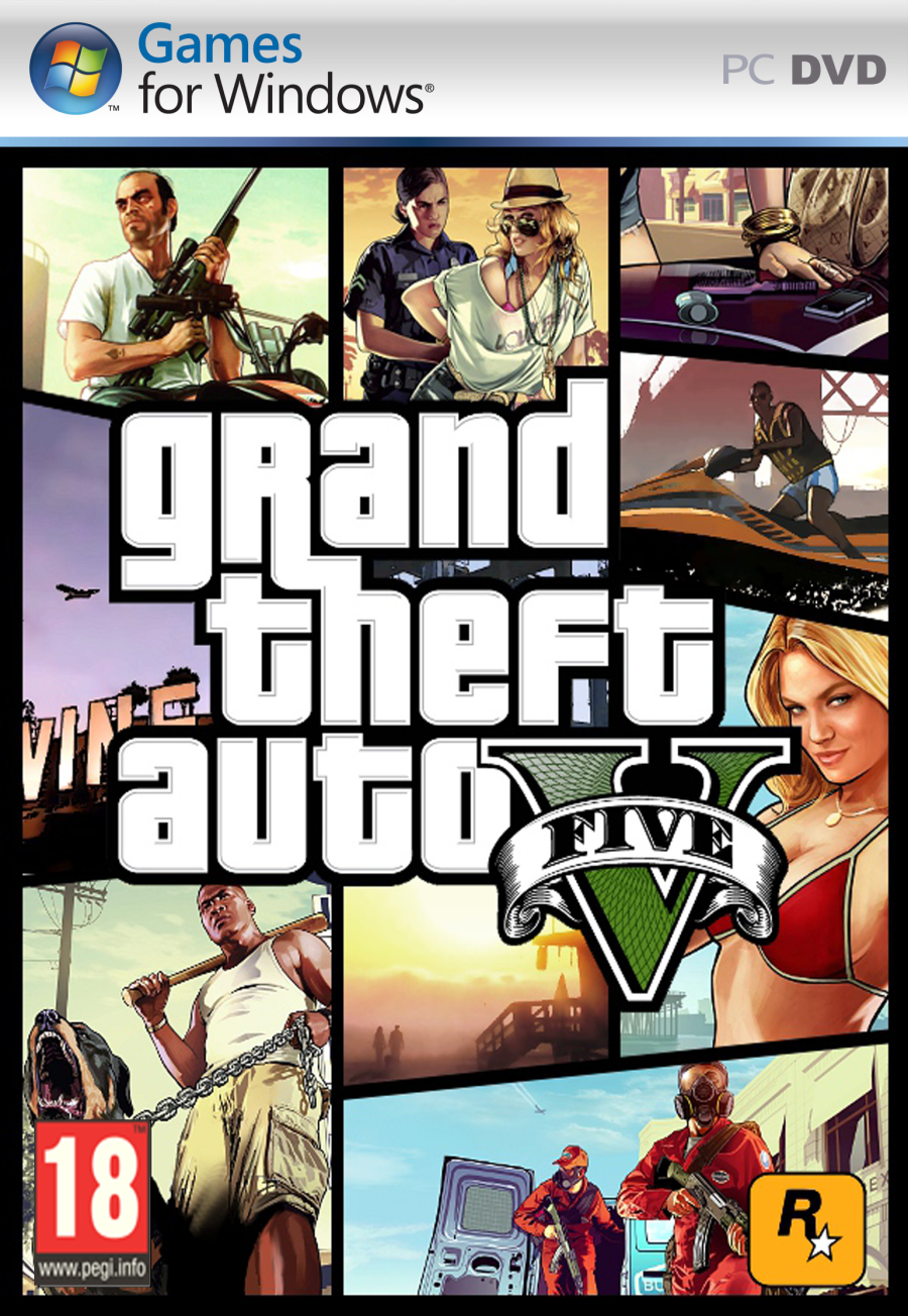 DOWNLOAD: GTA V PC Completo