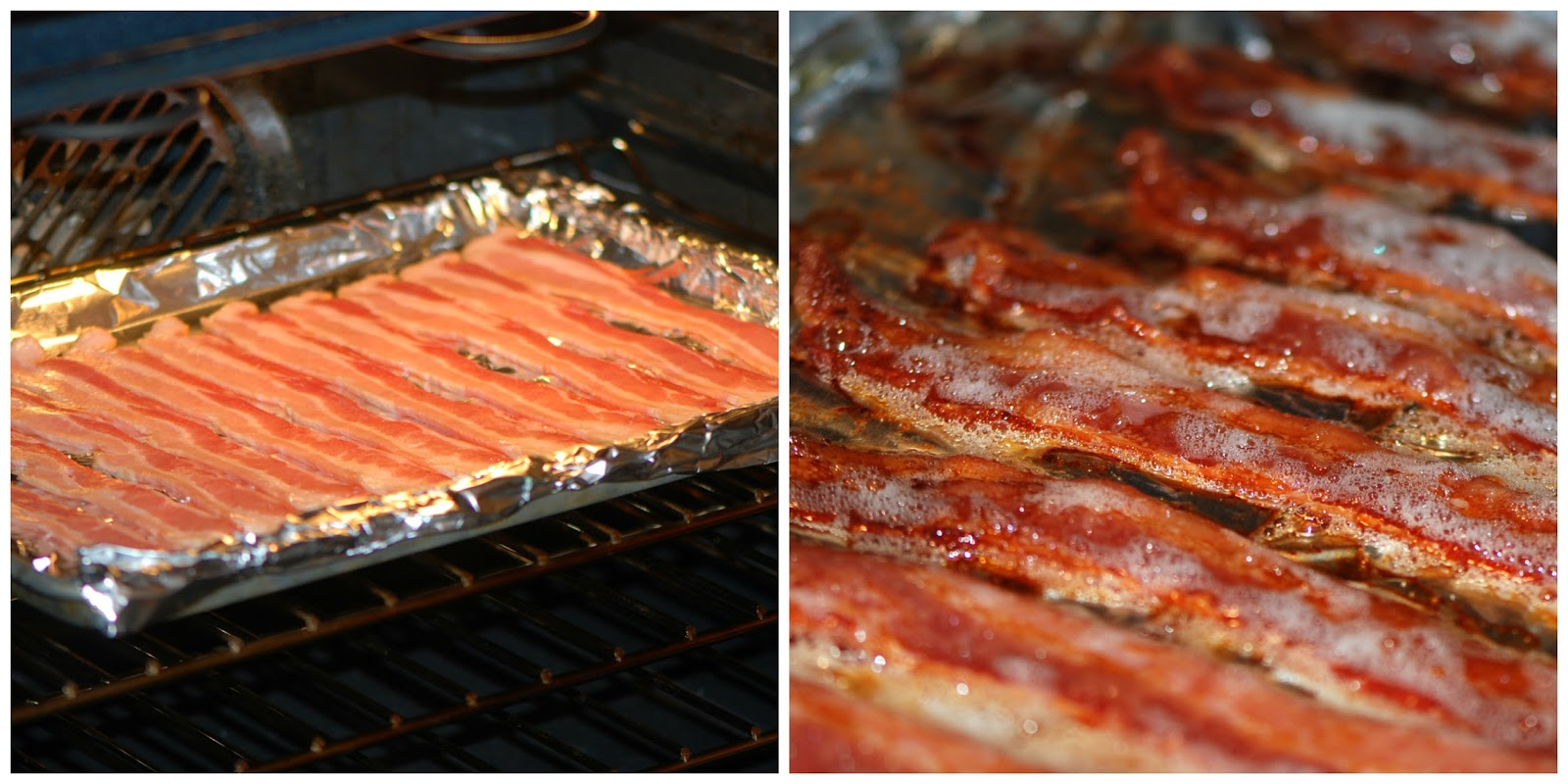 Baking In The Oven Is My Favorite Way To Cook Bacon '�  You Can Also