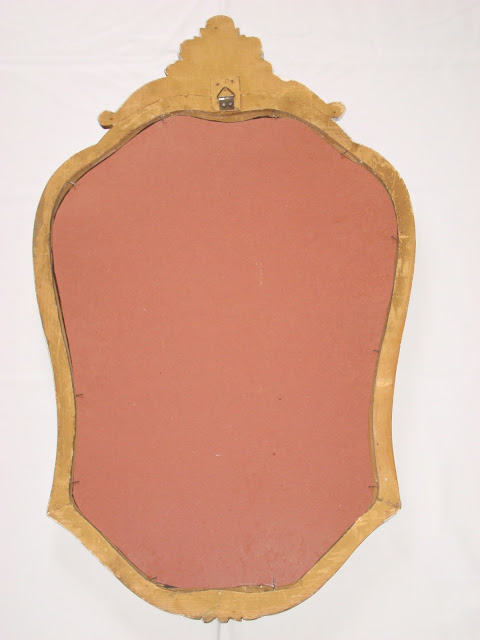 Espejos dorados. Clásicos, Isabelinos, Luis XV, modernistas