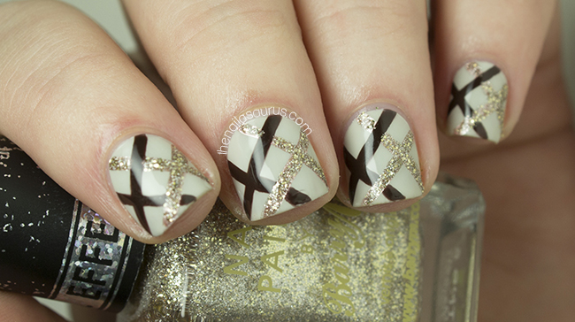 UK Nail Art Blog: Nonoo AW14 Inspired
