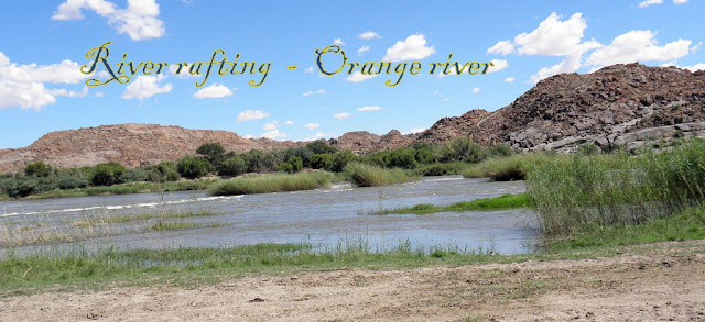 White River South Africa  city pictures gallery : Angazi: white river rafting Orange river South Africa