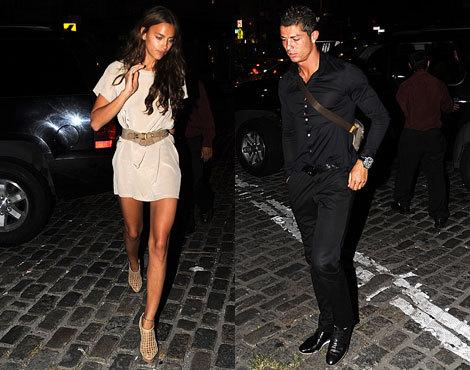 Cristiano Girlfriend Ronaldo Irina Shayk