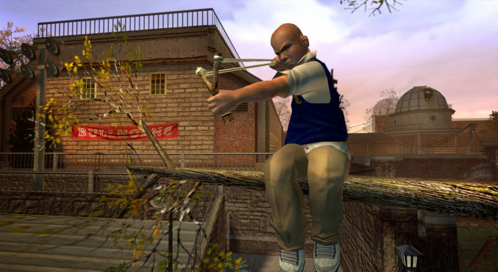 Bully Psp Cso Download