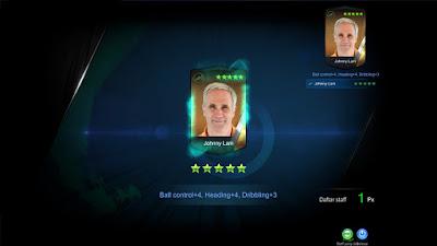 New Staff System Fifa Online 3