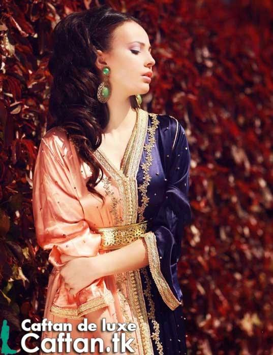 caftan 2014 `robe de soirée best style