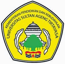 Logo Universitas Sultan Ageng Tirtayasa, Serang