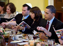 Tonite: POTUS HOSTs Passover Seder