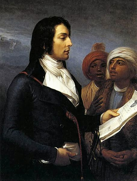 General Desaix by Andrea Appiani, 1800-01