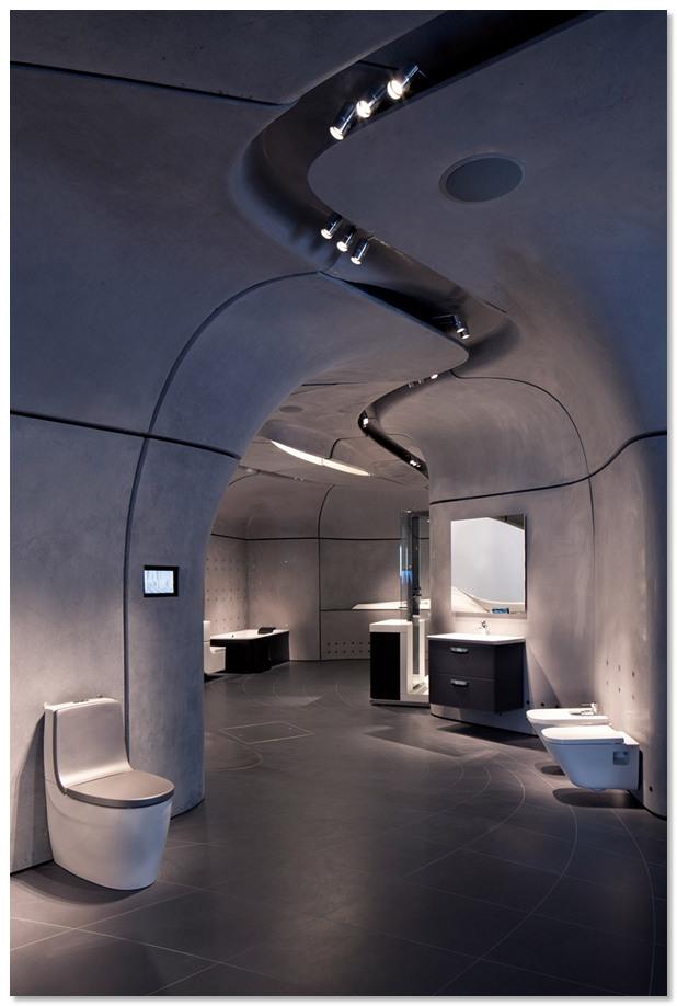 Roca Zaha Hadid Architects Archeb