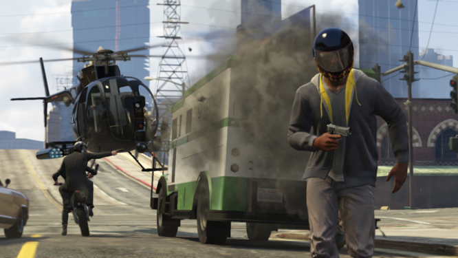 GTA 5 Online Game to Play