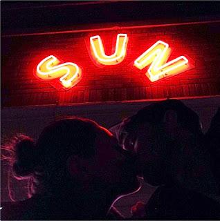Ashton Kutcher Shares Rare Personal Photo Of Himself Kissing Mila Kunis