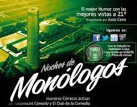 Los días 3, 10, 17, 24 y 31 de agosto de 2012 en la Terraza del Hotel Plaza de Armas de Sevilla