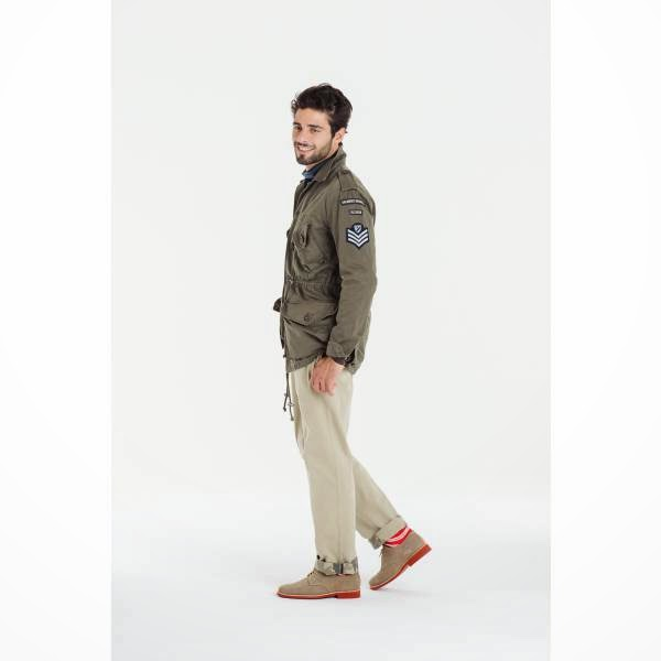 Cremieux, Fall 2014, Men, sportstyle, Suits and Shirts, Military style, Estilo Militar, Spring 2015, parka,