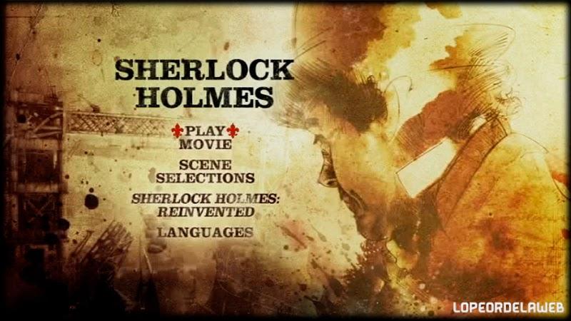 Sherlock Holmes - Dvd - Latino / Ingles  [MEGA]