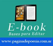 Subí tu Ebook de forma gratuita en Página de Poesía