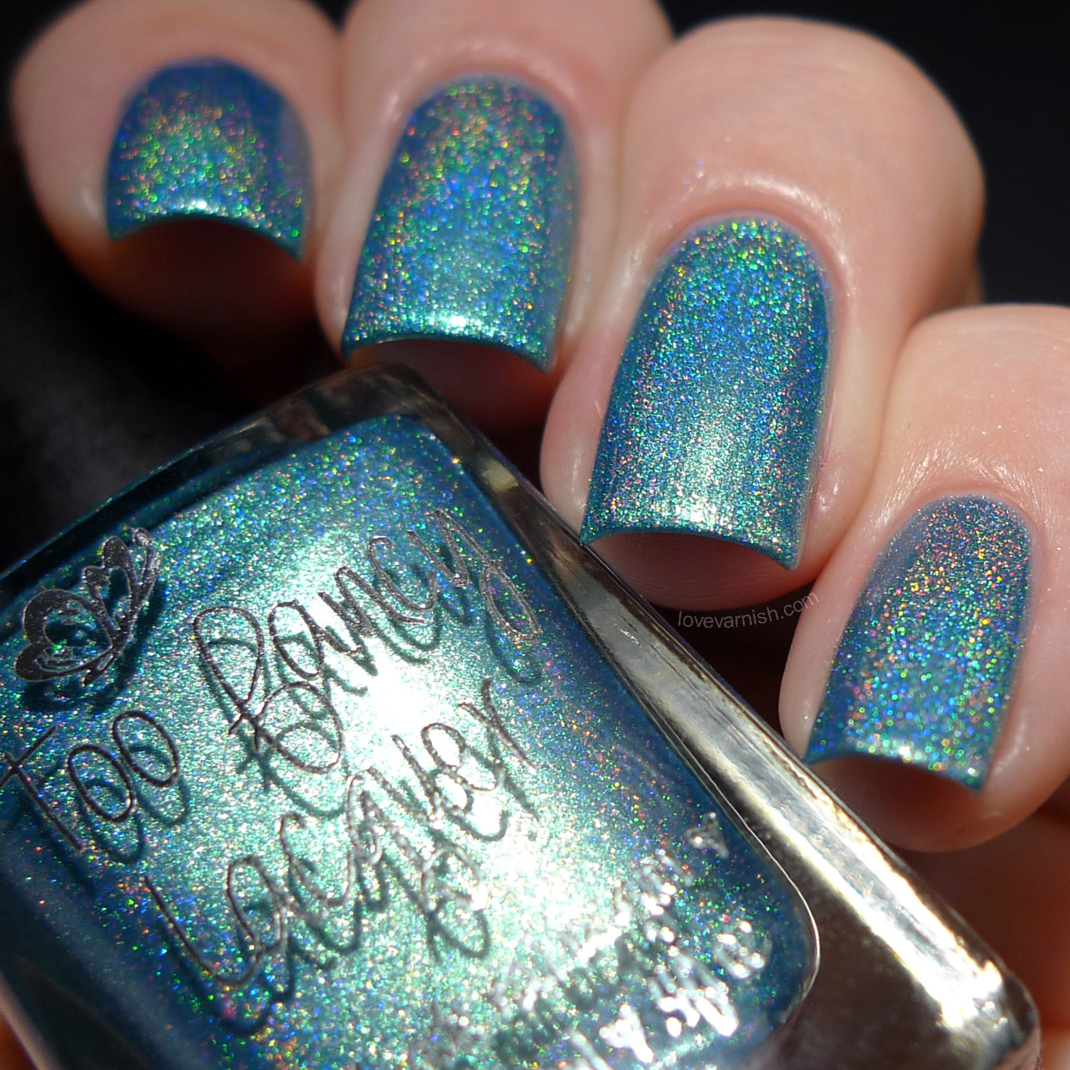 Too Fancy Lacquer The Sizzling Collection Starry Eyes