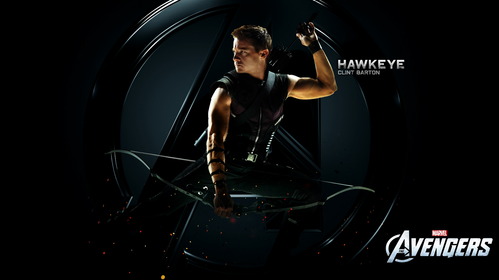 The Avengers Hawkeye Clint Barton HD Wallpapers HQ