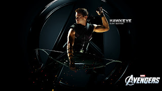 Clint Hawkeye Barton The Avengers HD Wallpaper
