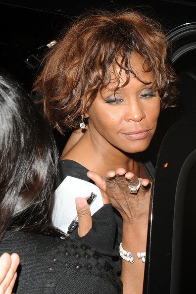 Cause of Death, Pop Legend, Whitney Houston