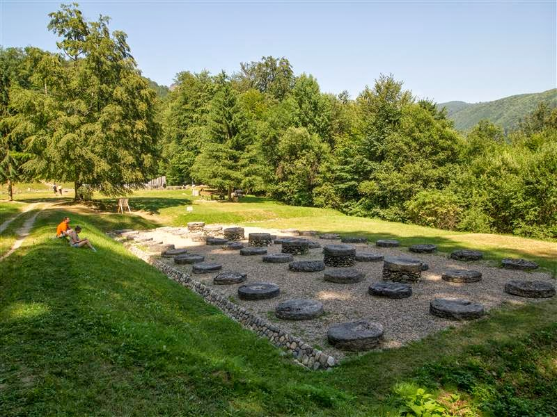 Templo dácico