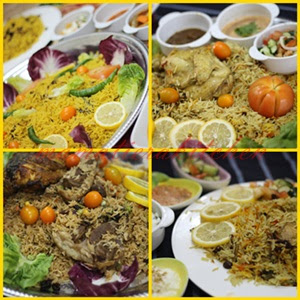 SET NASI ARAB