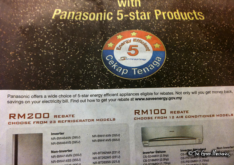 Buy 5 Star Appliances And Get Some Rebates For Yourself