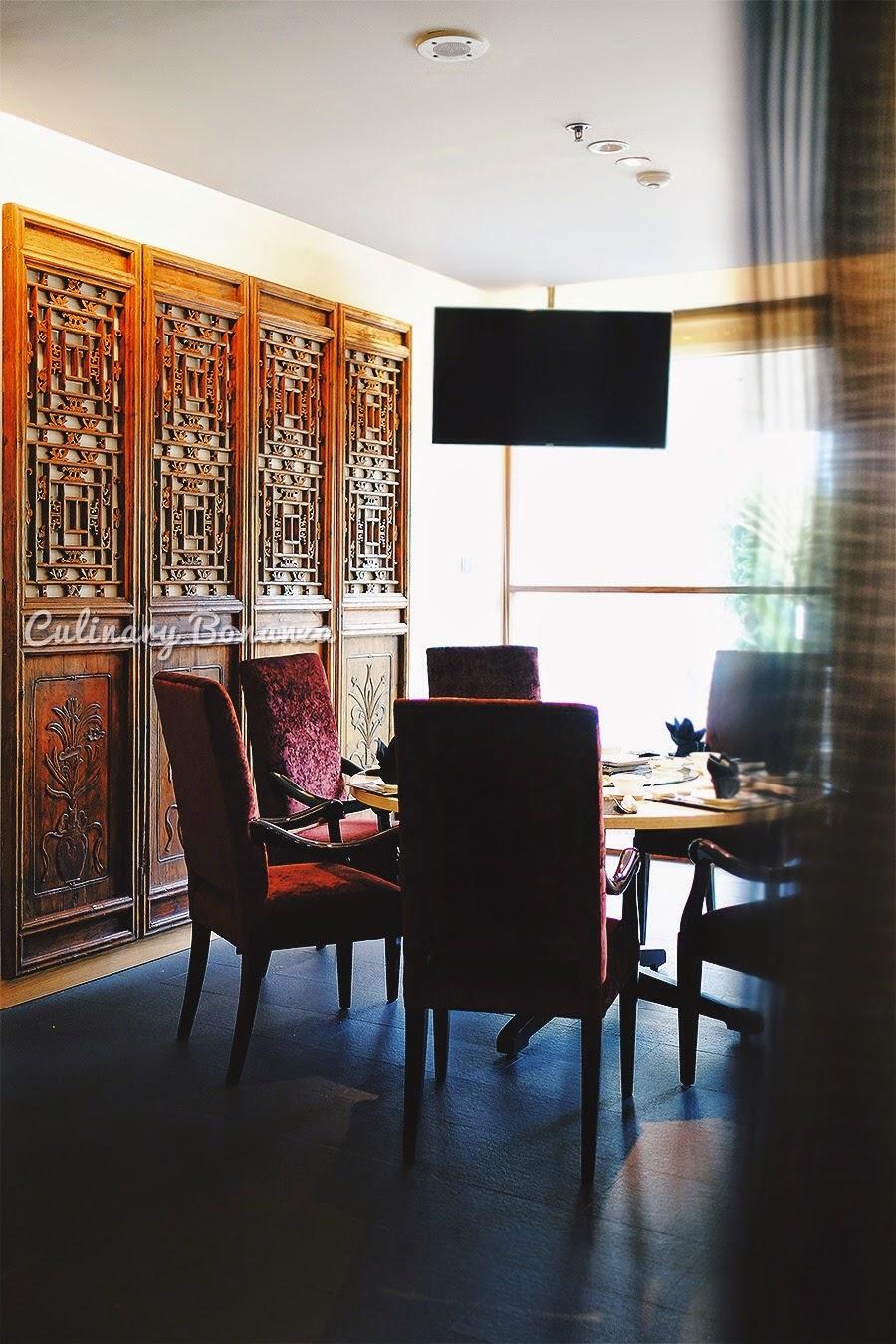 Teratai Chinese Restaurant Hotel Borobudur Jakarta