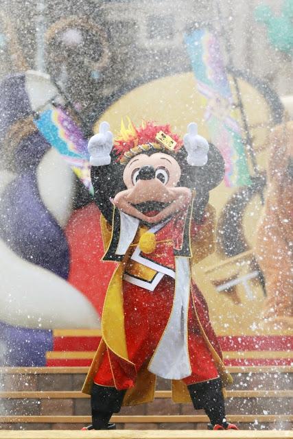 東京ディズニーランド 爽涼鼓舞 EMBU 1回目 ミッキーマウス 画像 写真撮影機材とカメラ設定