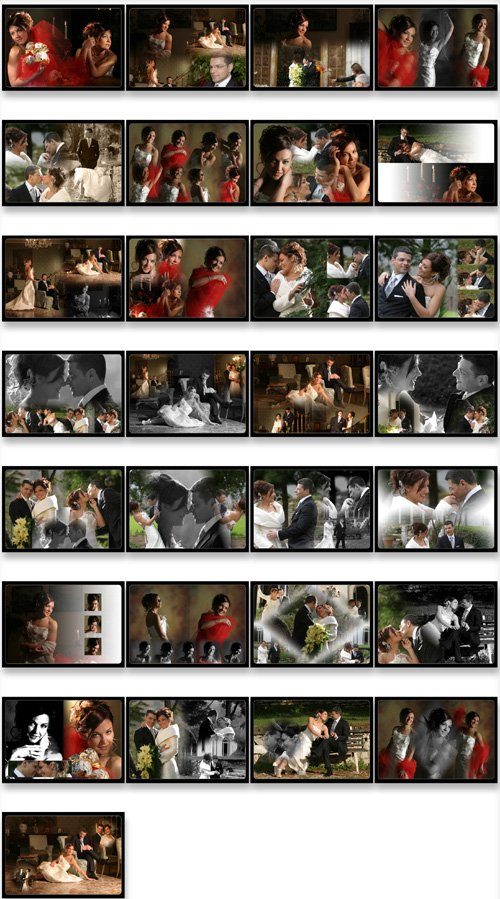 Creative Album PSD Wedding Collection VOL 12