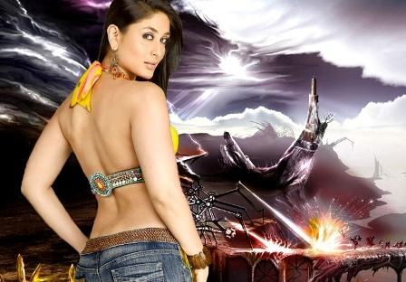 Bollywood Actress Kareena Kapoor Size Zero Figure Photos Wallpapers amp Pictures wallpapers