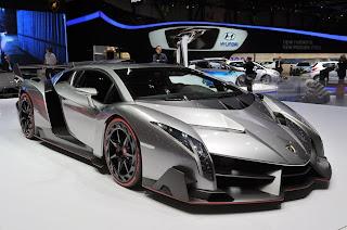 Mobil Termahal - Lamborghini Veneno