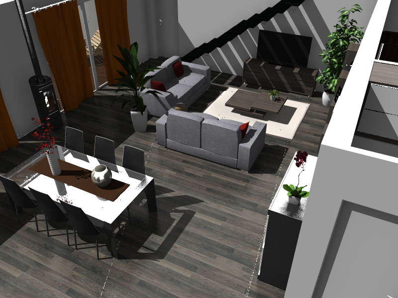 Plan de maison 3d en ligne gratuit - Logiciel amenagement interieur gratuit en ligne ...