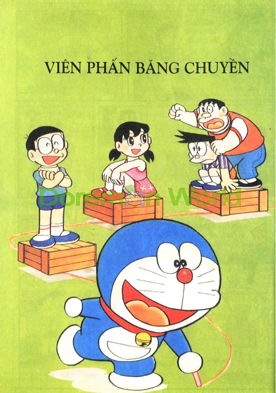 TruyenHay.Com - Ảnh 1 - Doraemon Color Doraemon 029 -END-