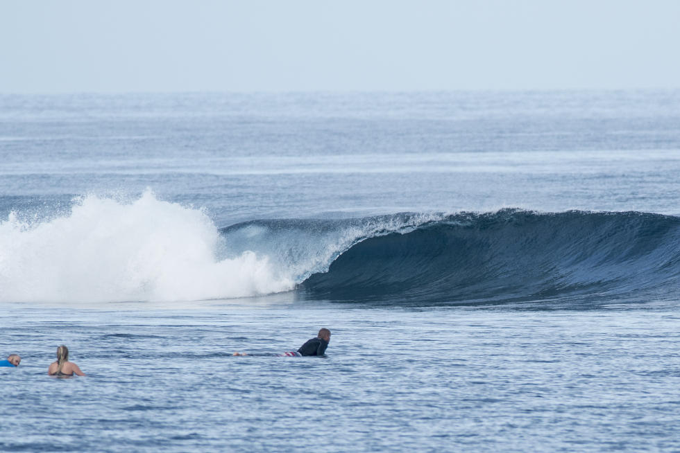 14 Small Cloudbreak Fiji Womens Pro Fotos WSL  Stephen Robertson