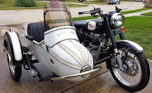Texas 2012 with sidecar