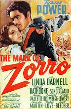 La Marca del Zorro (1940)