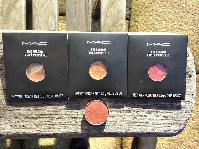FashStyleLiv: MAC Eyeshadow Palette (Quad) feat Cork, Amber Lights ...