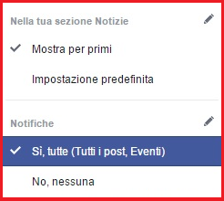 Non perderTi i post su FACEBOOK