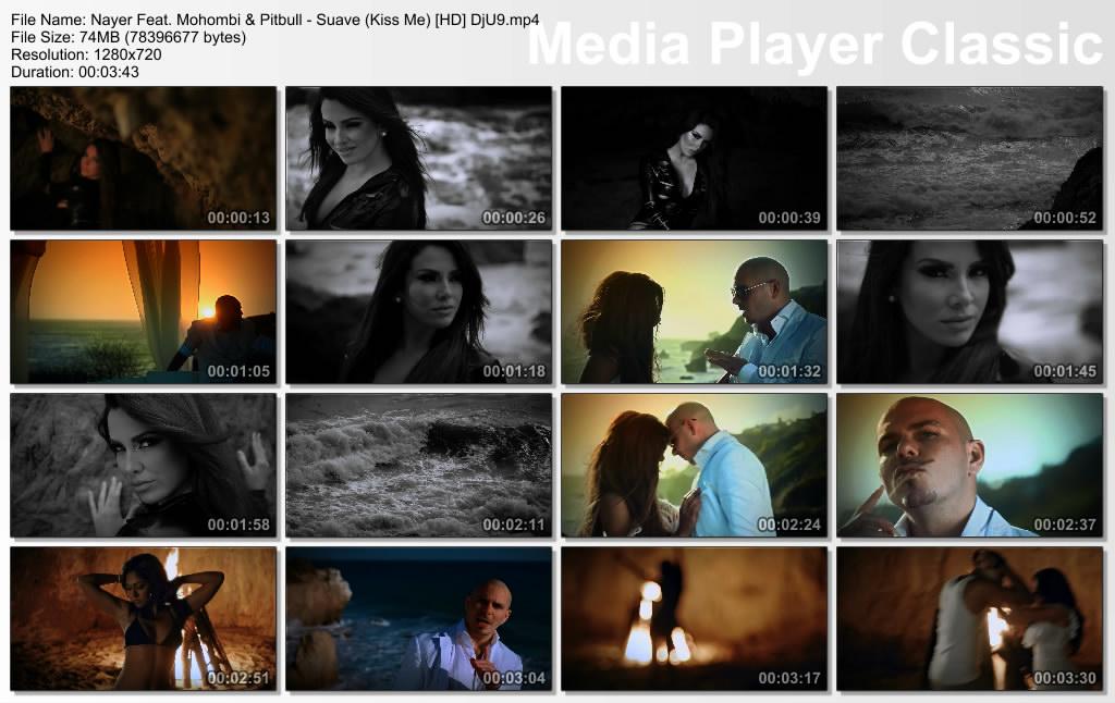 Suave (Kiss Me) - Nayer Ft.Mohombi & Pitbull -720p HD Video|High ...