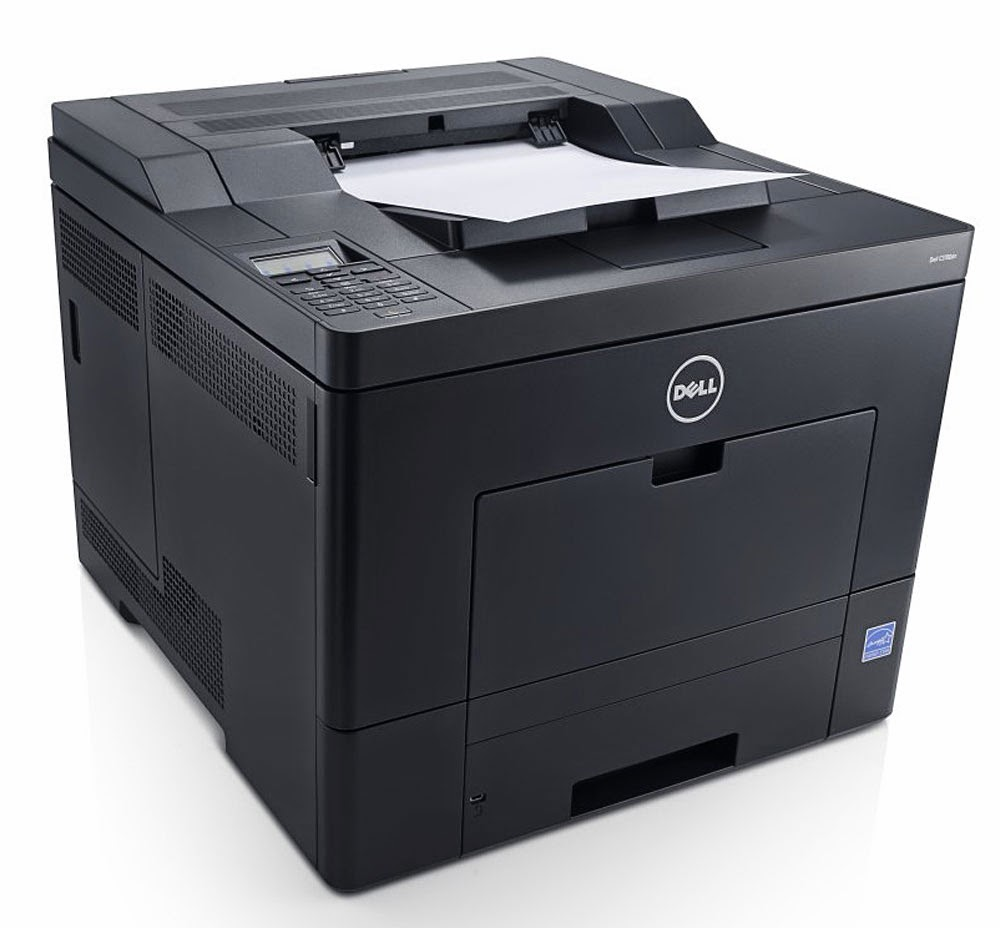 Dell 2150cn cdn Color Laser Printer drivers Download