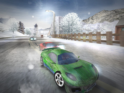 screenshot 1 Race illegal High Speed 3D v1.2.2