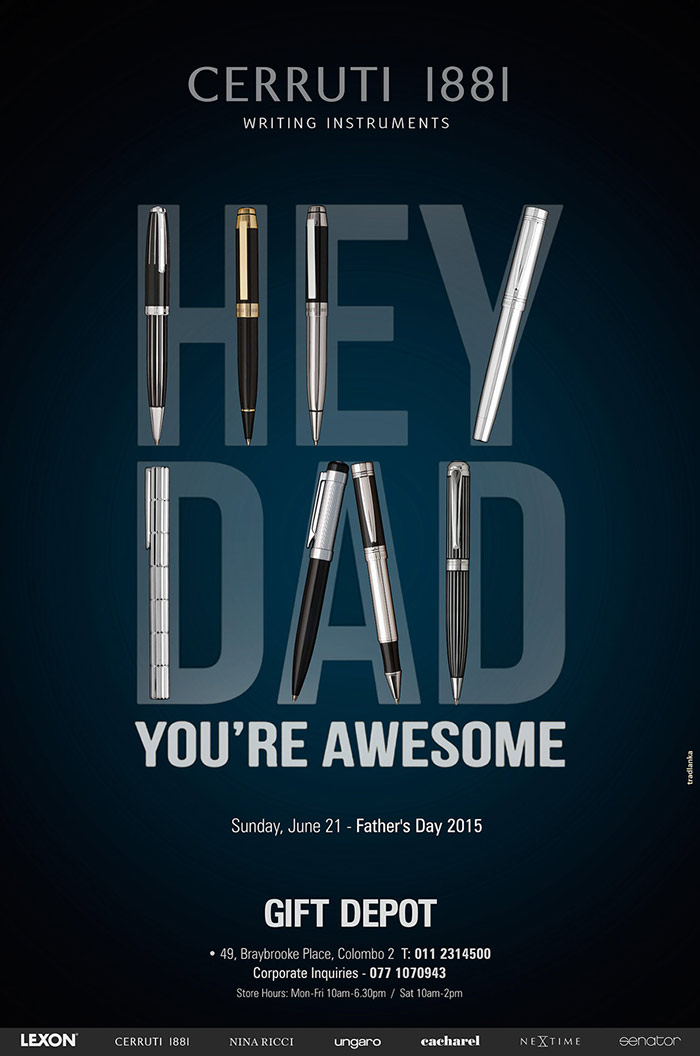 Bring back nostalgic memories this Father's Day