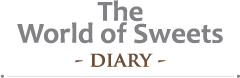 The World of Sweets Diary